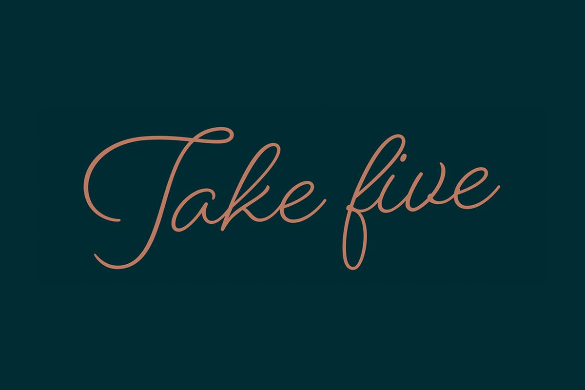 Take Five - Meeting & Event Offers Warrington