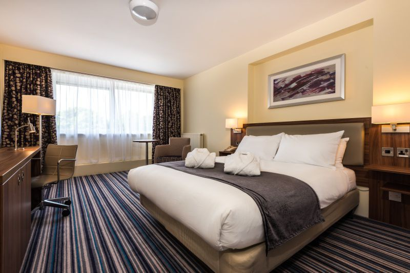 Holiday Inn Warrington Executive room
